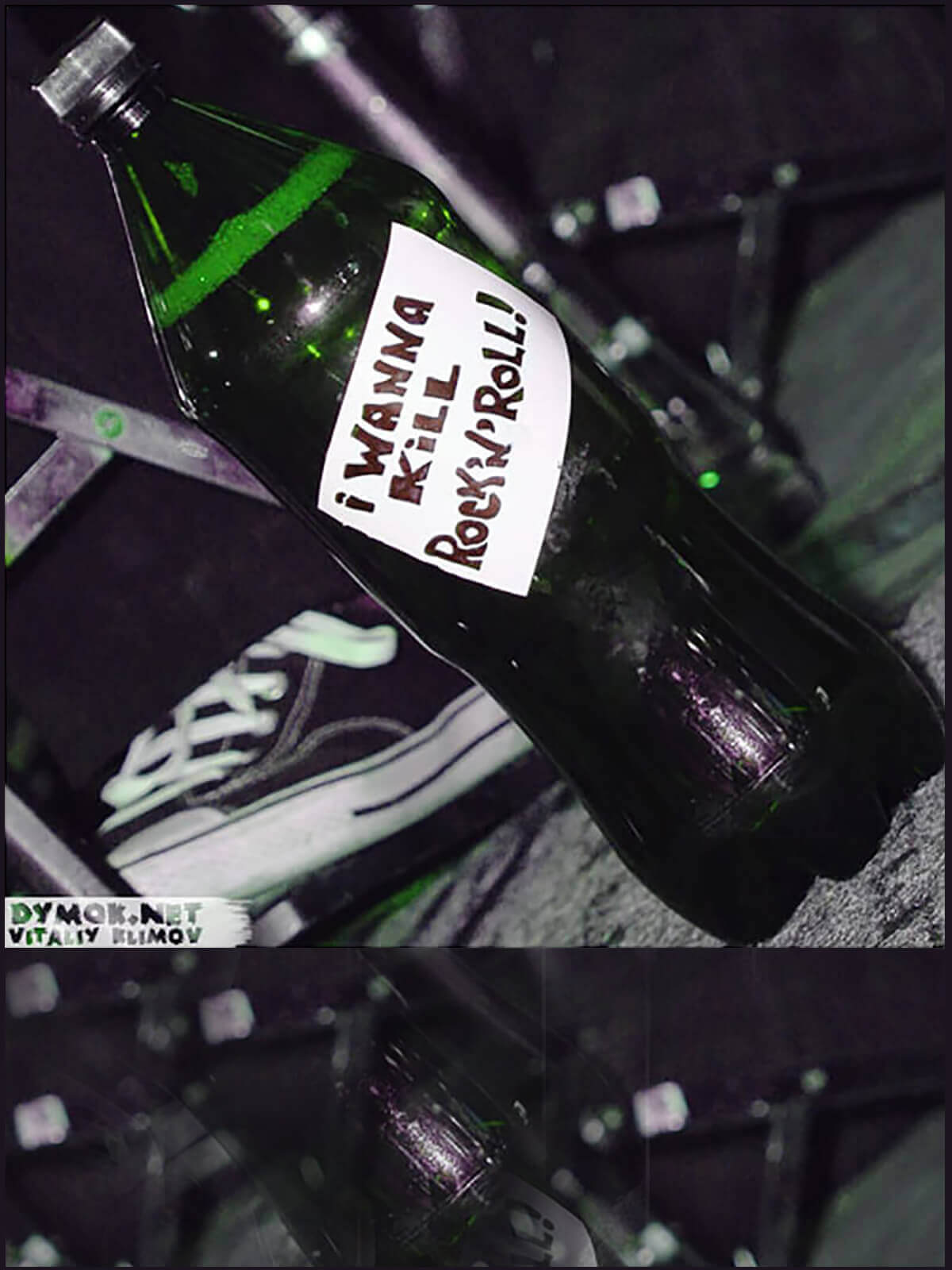 New Rock Revolution-2 в клубе «Вагонка» ('2006)