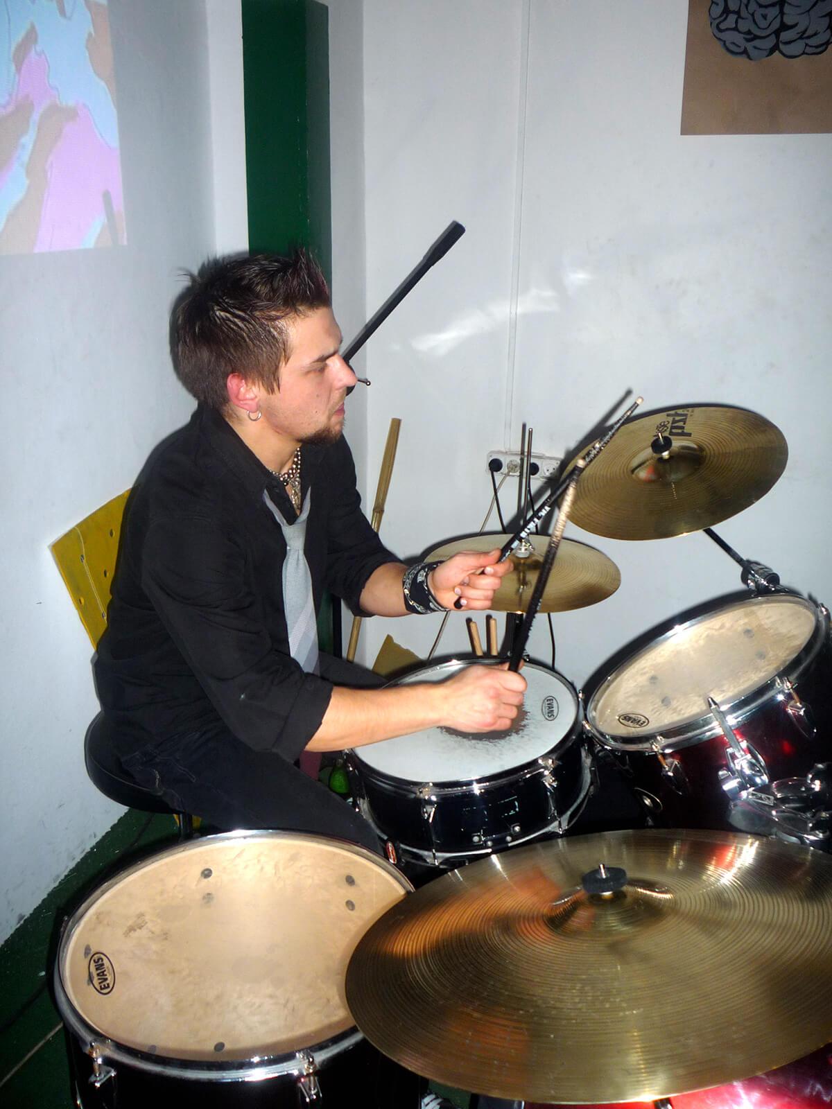 Вечер памяти Джона Леннона в клубе «Укроп» ('2009)